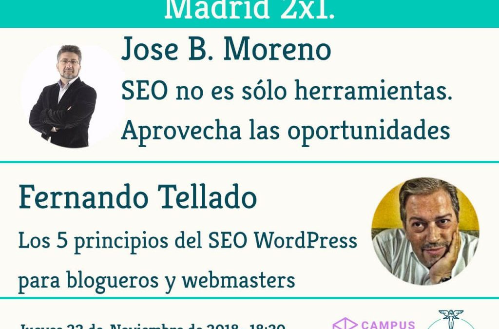 Meetup WORDPRESS Madrid